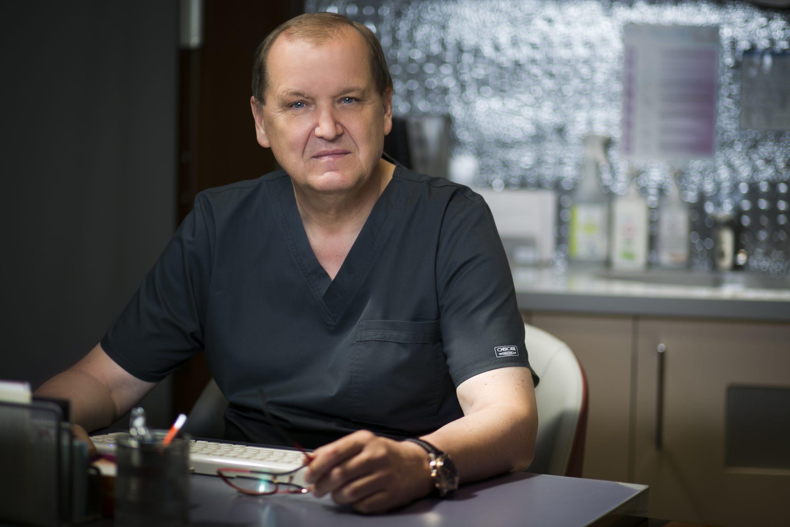 Ginekolog Mirosław Szlachcic Kraków