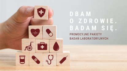 Promocyjne pakiety badań laboratoryjnych